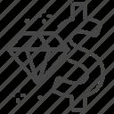 exchange, exclusive, money, points, royalty program, transfer, value icon