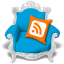 azure, rss icon