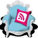 celestia, rss icon