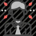 project management, business, manager, businessman, leader, boss, avatar
