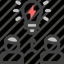 project management, business, team, brainstorming, discussion, teamwork, idea