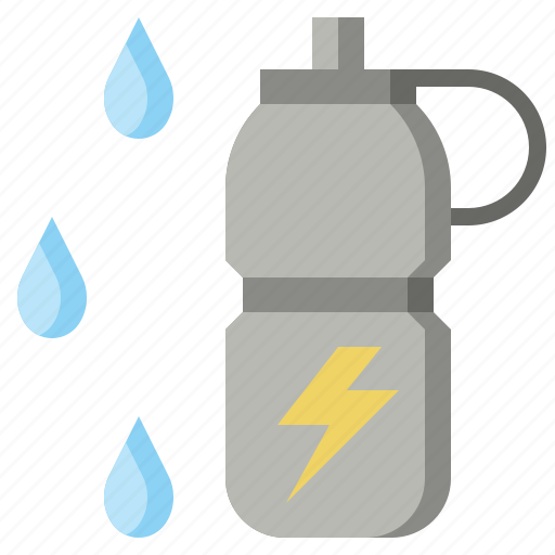 Bottle, drink, hydratation, water icon - Download on Iconfinder