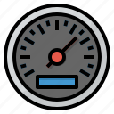 app, fast, running, speed, speedometer icon