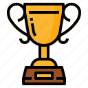 running, sport, success, trophy, winner icon