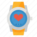 heart, plus, rate, smart, watch