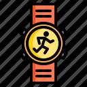 fitness, health, run, running, sport, watch