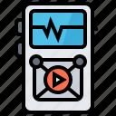 audio, music, player, radio