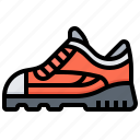 footware, jogging, running, shoes icon