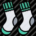 clothing, sock, sport, uniform, wear icon
