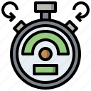 interface, stopwatch, tools, utensils icon