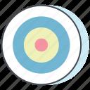 achieve, aim, bulls eye, dart board, goal, success, target