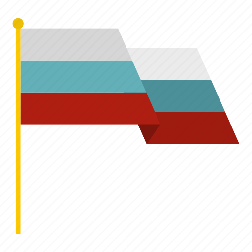 Culture, flag, history, russia, russian flag, state, travel icon - Download on Iconfinder