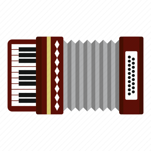 Accordion, acoustic, classic, classical, entertainment, equipment, harmonic icon - Download on Iconfinder