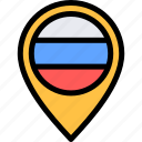 country, europe, placeholder, russia icon