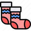 country, europe, russia, socks icon