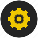 configuration, edit, gear, preferences, settings, setup, tools icon