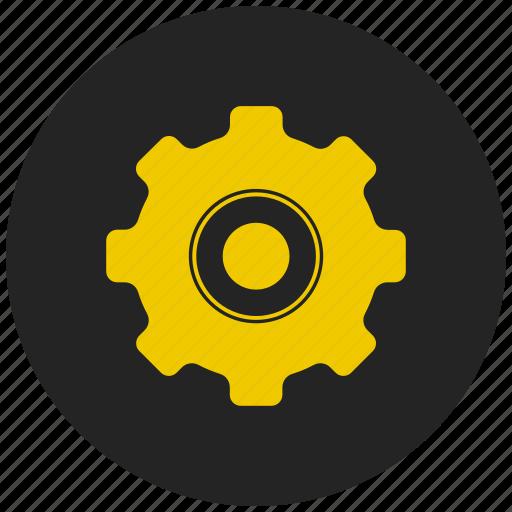configuration, edit, gear, preferences, settings, setup, tools icon