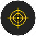 aim, archery, center, game, goal, sport, target