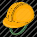building, construction, helmet, protective icon