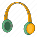 earphone, protection, protective, safety icon