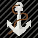 anchor, ship, boat, transportation, navigation