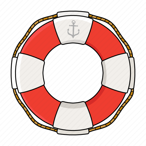 Life buoy, safe, sea, sink icon - Download on Iconfinder