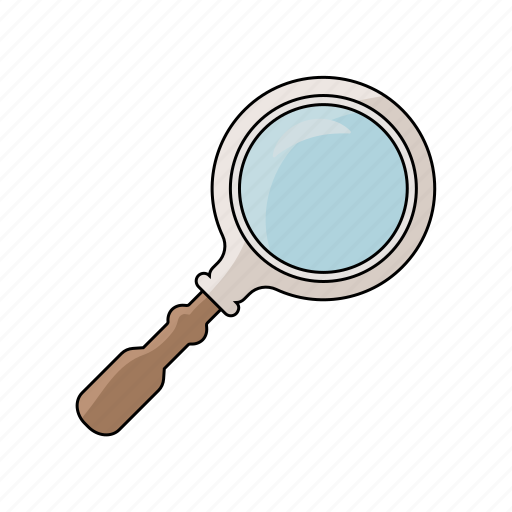 Item, loupe, tool, zoom icon - Download on Iconfinder