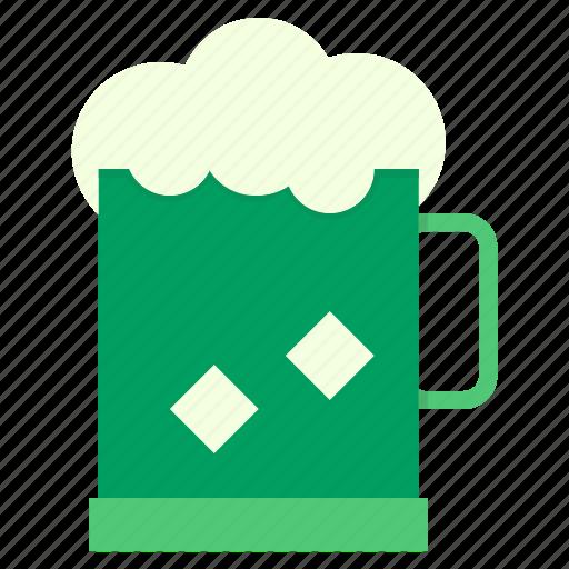 Beer, celebrate, day, irish, party, patricks, saint icon - Download on Iconfinder