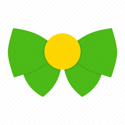 Bow, clothing, day, irish, necktie, patricks, saint icon - Download on Iconfinder