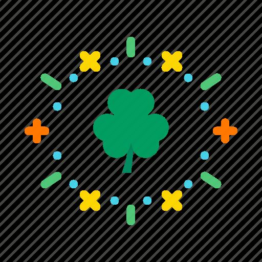 Celebrate, day, festival, irish, patricks, saint, shamrock icon - Download on Iconfinder
