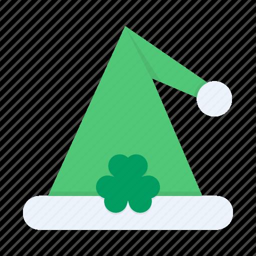 Cap, day, festival, irish, patricks, saint, shamrock icon - Download on Iconfinder