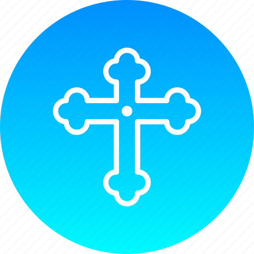christ, christianity, cross, easter, holy, jesus, religion icon