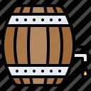 barrel, beer, beer barrel, beverage, container, festival icon