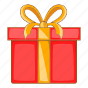box, christmas, gift, valentine