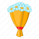 bouquet, flower, nature, spring icon