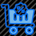 shopping, cart, market, discount, sale