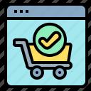 website, shopping, cart, online, ecommerce, sale