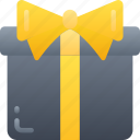 cyber monday, gift, present, sales icon