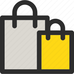bags, buy, ecommerce, shop, shopping, store icon