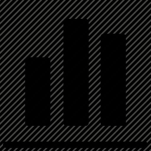 Analytics, bar, business, chart, diagram, report, statistics icon - Download on Iconfinder