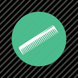 barber shop, beauty parlor, comb, hair dresser, hair styler, salon, salon tools icon