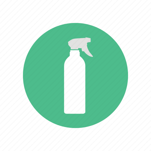 beauty parlor, bottle, haircut, salon, spray, sprayer, water sprayer icon