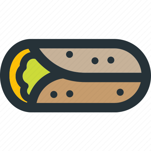 bread, cooking, food, healthy, sandwich, vegetable icon