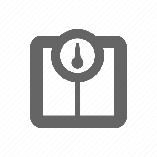 instrument, measure, measurement, weight scale icon