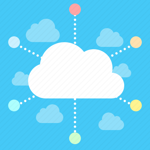 Cloud, network icon - Download on Iconfinder on Iconfinder