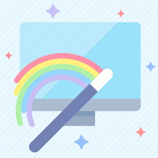 Desktop, wizard icon - Download on Iconfinder on Iconfinder