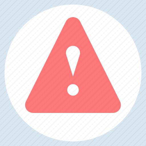 Alert, danger, exclamation icon - Download on Iconfinder