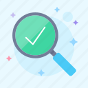 find, search, seo, success icon