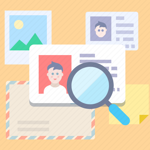 Hr, human, research icon - Download on Iconfinder