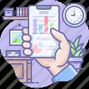 analytics, app, mobile, smartphone, statistics